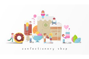 Confectionery Shop