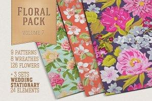 Floral Pack Vol 7