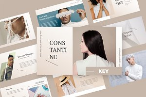 Constatine - Fashion Keynote