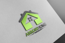 Arrow Home Logo
