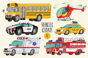 PNG Cars Clipart. Emergency Clipart