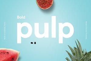 Pulp Bold
