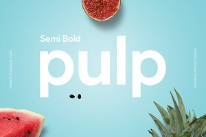 Pulp Semi Bold