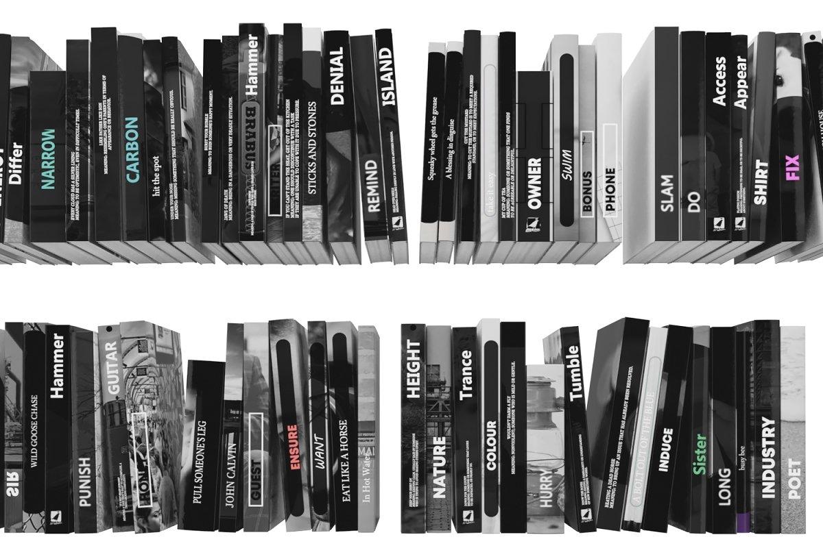 Books 150 pieces 3-6-3