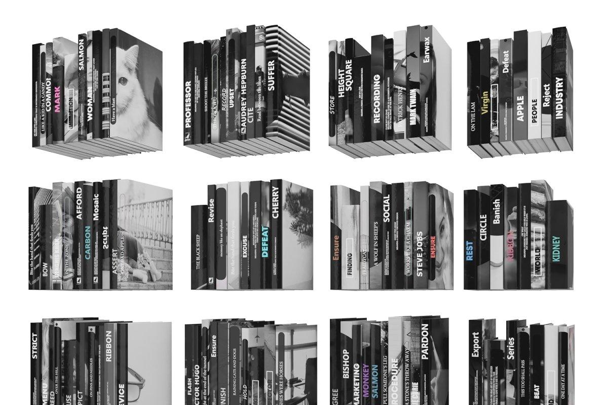 Books 150 pieces 3-9-2