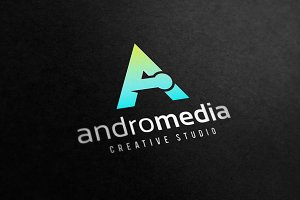 A Letter Media Logo