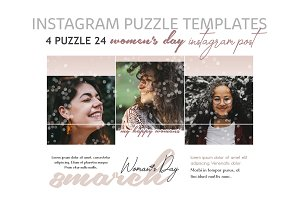 Women's Day Instagram Puzzle