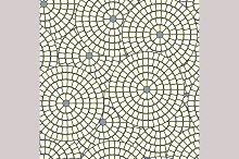 Tile. Seamless vector pattern.