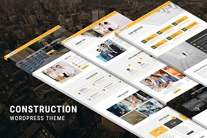 iConstruction - Wordpress Theme