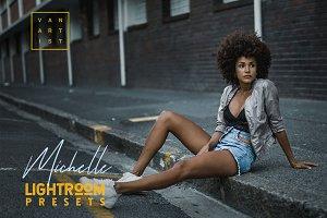 Michelle Lightroom Presets