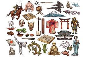 Japanese culture, religion