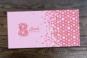 Woman Day Greeting Card