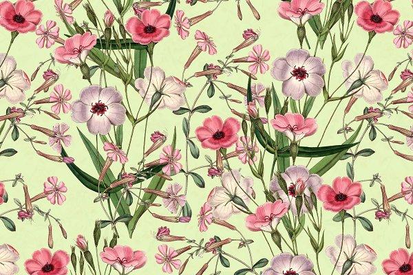 Spring Botanical - Pattern No. 4