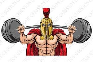 Spartan Trojan Weight Lifting Body
