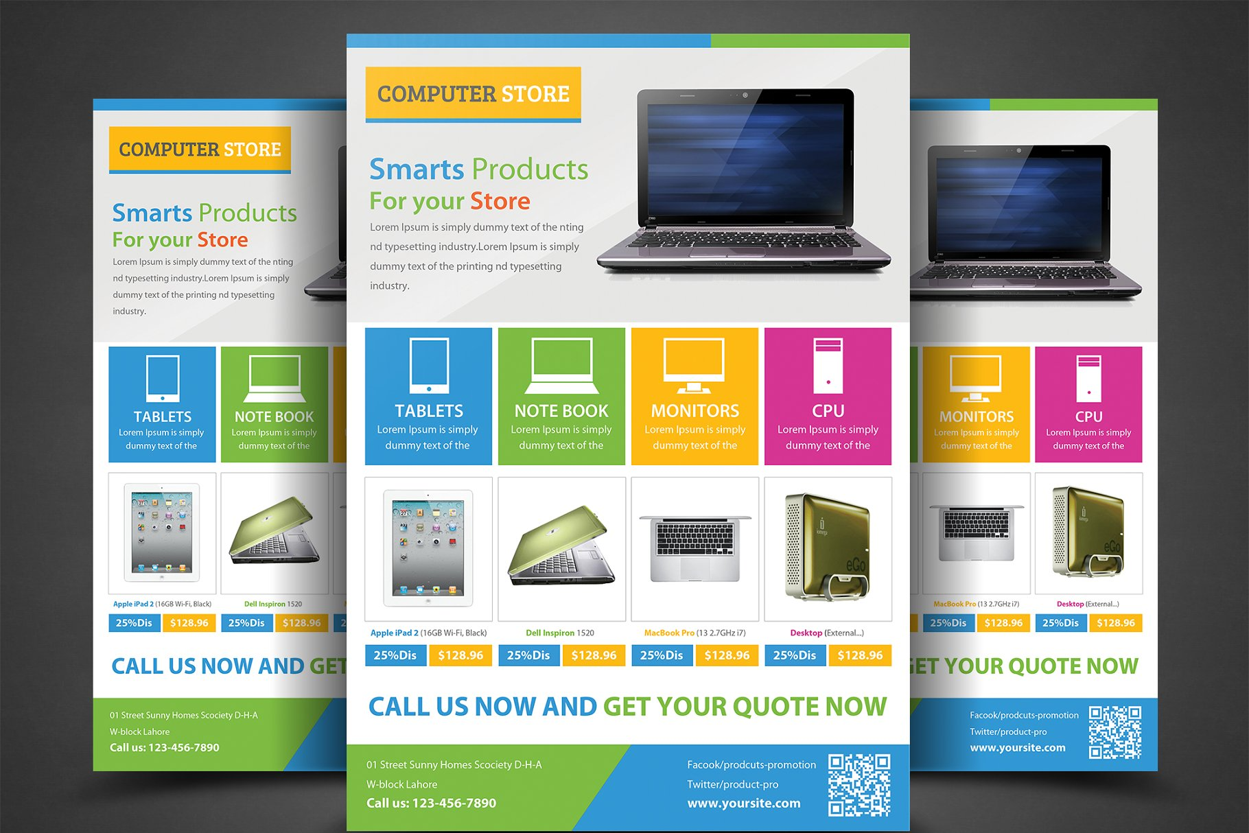 Product Promotion Flyer Templates Flyer Templates Creative