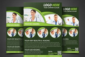 Health & Medical Doctors Flyer