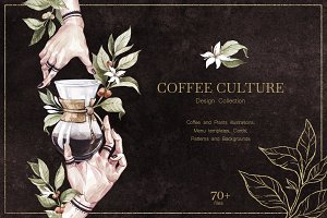 COFFEE CULTURE. Design Collection