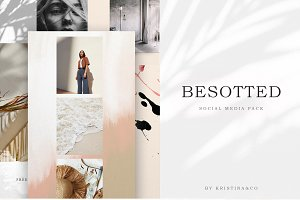 Besotted Social Media Pack