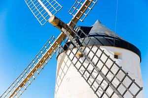 windmill of Don Quixote. Cosuegra
