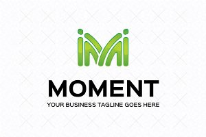 Moment Logo Template