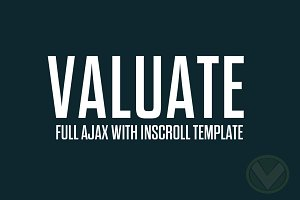 Valuate MultiPage Ajax with Inscroll