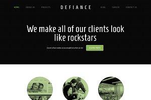 Defiance: Non-Retina