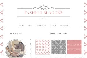 Fashion Blogger Toolkit