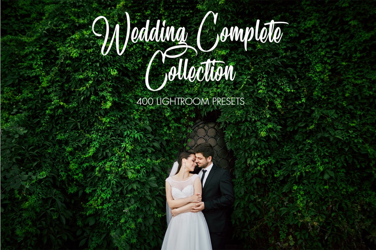 Wedding Presets Complete Collection