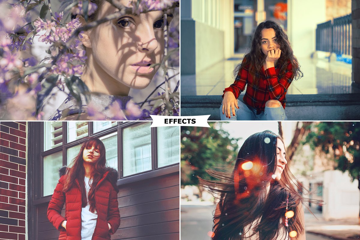 Effects Photoshop Actions