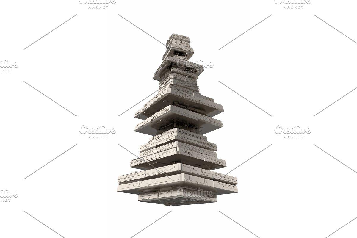 Design of architecture metal
