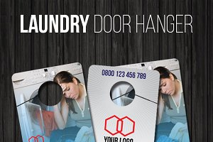 Laundry Door Hanger