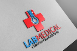 Lab Medical Logo