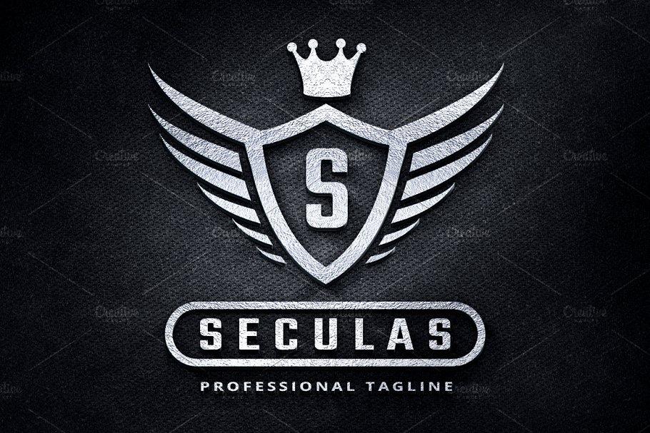 Seculas Letter S Logo