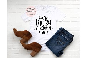 One lucky mama design files