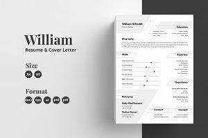 Resume/CV - William