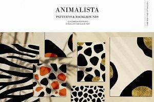 Animalista - patterns collection
