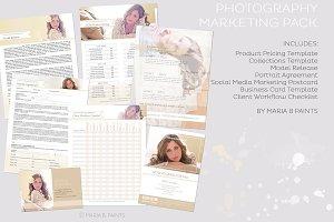 Photography Market Set - Templates
