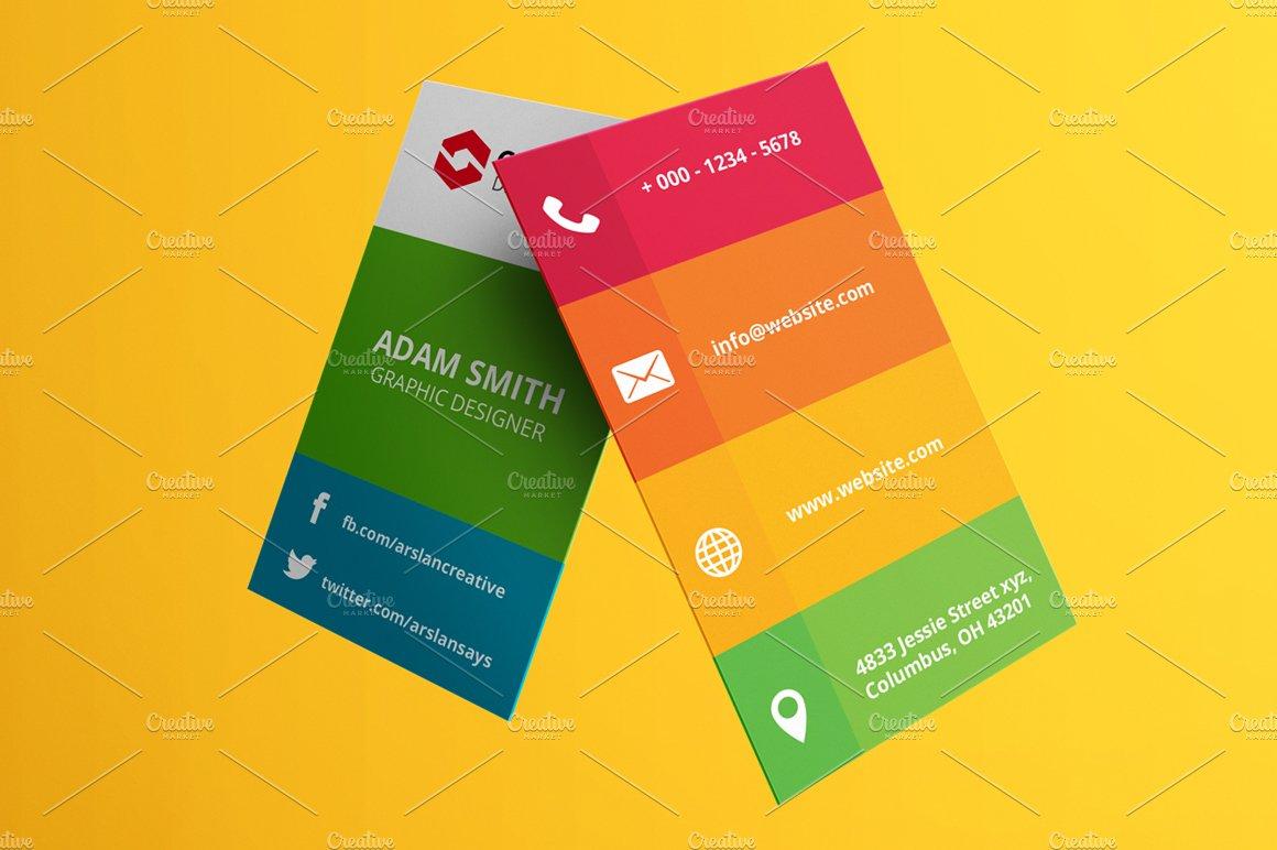 social media on business cards - Etame.mibawa.co