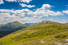 Mountains hills