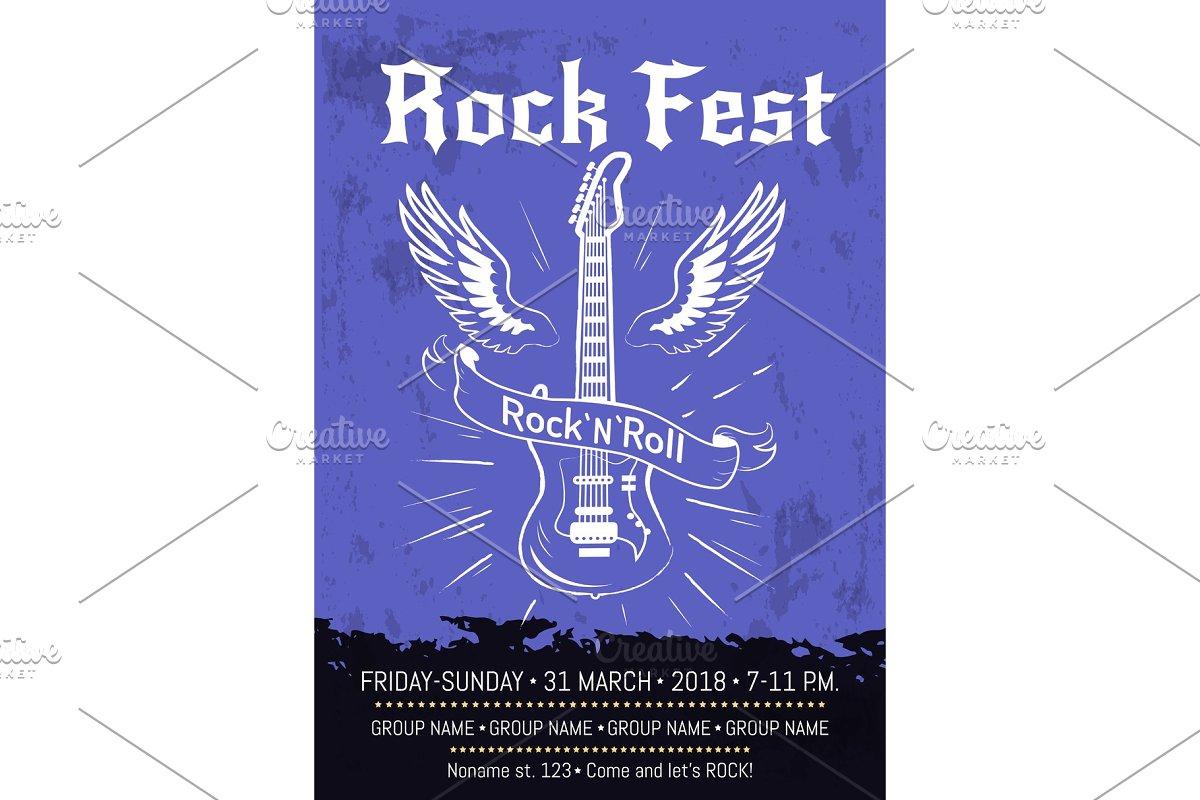 Rock 'n Roll Fest Announcement