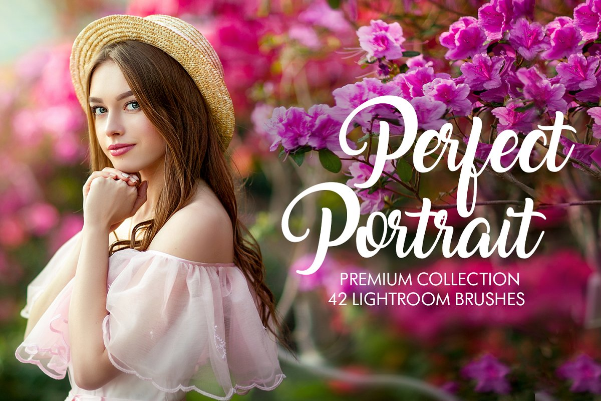 Perfect Portrait Lightroom Brushes