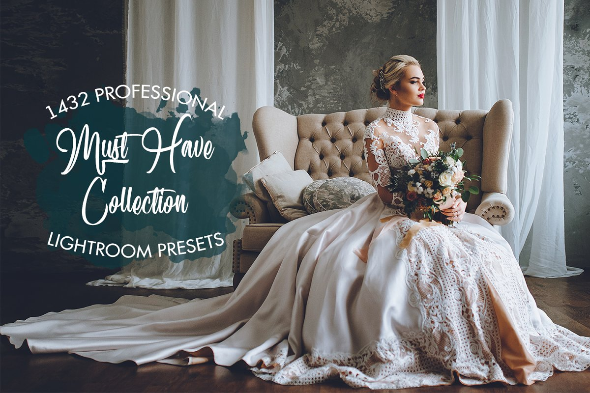 Lr Presets - Must-Have Collection