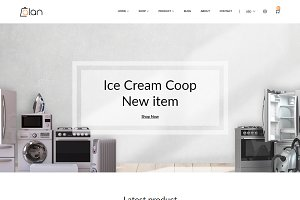 Alan - Kitchen Accessories Shopify