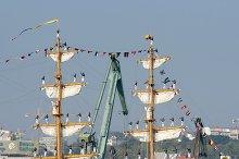 Guayas sail training ship