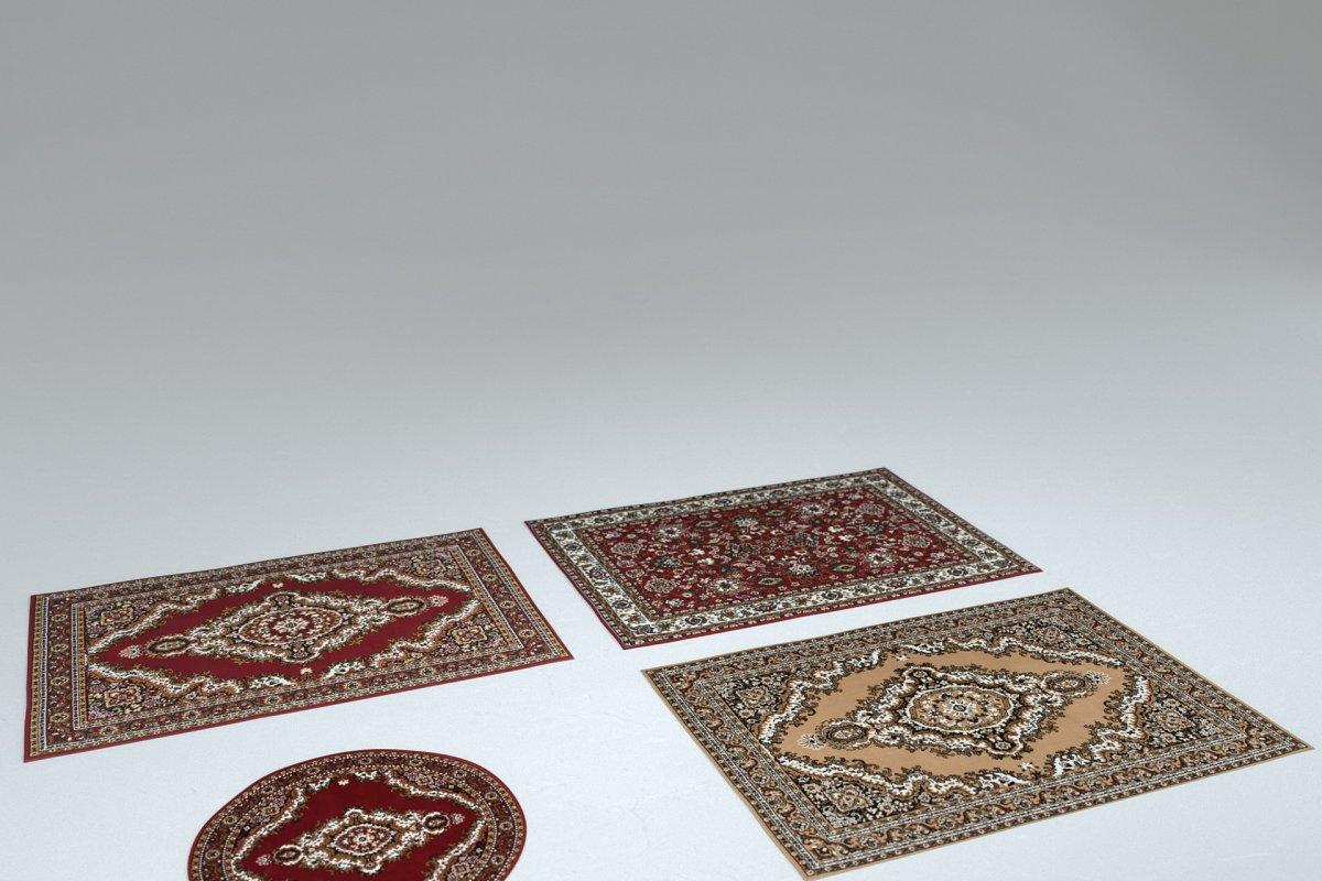 4 Persian Rugs