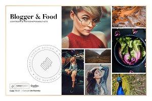110 BLOGGER & FOOD LR Act Bundle Kit