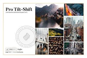 TILT-SHIFT 120 Lr & Act KIT BUNDLE