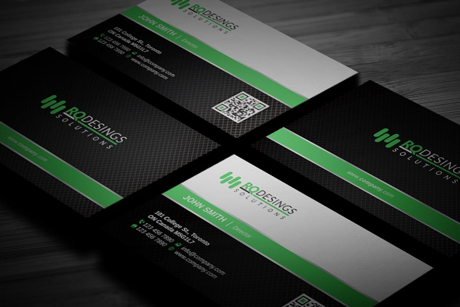 Corporate Business Card 21