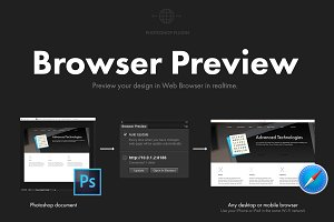 Browser Preview