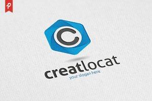 Creat Locat Logo